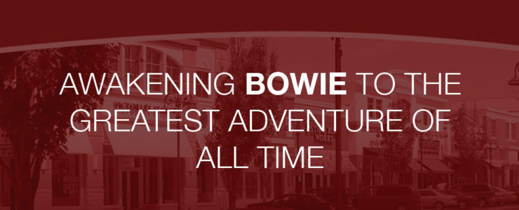 Awakening Bowie