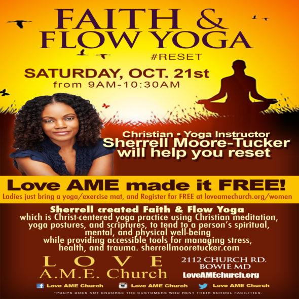 Faith and Flow Yoga